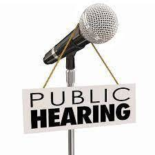Budget Workshop and Public Hearing